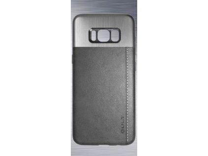 Pouzdro QULT Slate Samsung G955 Galaxy S8 Plus černé