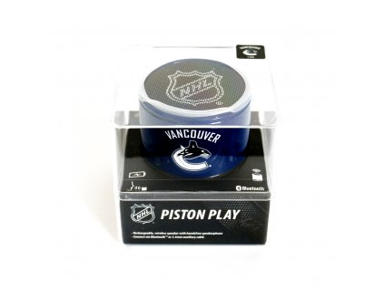NHL Piston Play bluetooth reproduktor - Vancouver Canucks - LGX-11109