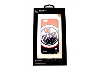 "NHL GelGuard LGX-11346 pouzdro iPhone 6 / 6S (4,7"") Edmonton Oilers"