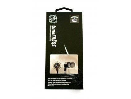 NHL handsfree - Vancouver Canucks - LXG-11139 - černé