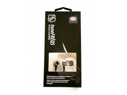 NHL handsfree - Montreal Canadiens - LXG-11114 - černé