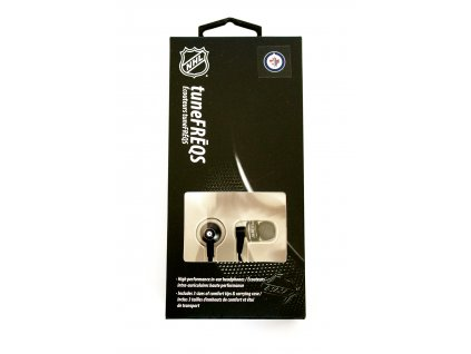 NHL handsfree - Winnipeg Jets - LXG-11124 - černé