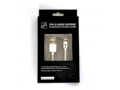 NHL lightning datový kabel pro iPhone / MFI - Florida Panthers - LGX-11203