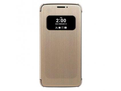 Pouzdro LG CFV-160 / LG G5 zlaté