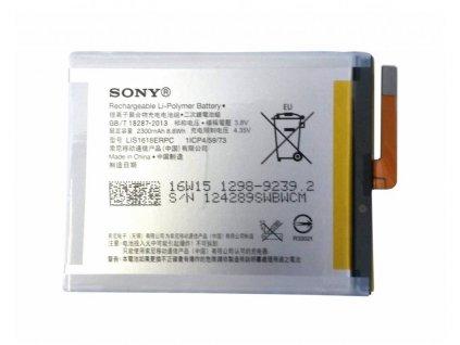 Baterie Sony LIS1618ERPC Xperia XA, F3111 - 2300 mAh