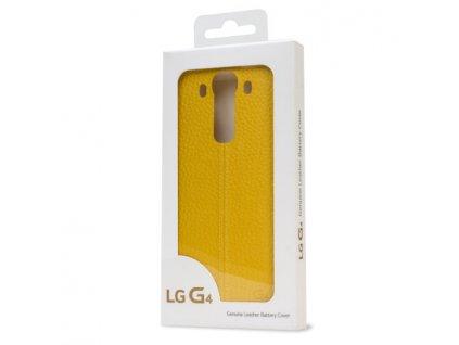 LG CPR-110 Hard Case pouzdro LG G4 (H815) yellow / žluté (blister)