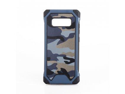 ARMORO Case odolné pouzdro Samsung N950 Galaxy Note8 camo blue / modrá maskáč