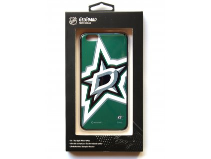 "NHL GelGuard LGX-11300 pouzdro iPhone 6+ / 6S+ (5,5"") Dallas Stars"