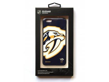 "NHL GelGuard LGX-11302 pouzdro iPhone 6+ / 6S+ (5,5"") Nashville Predators"