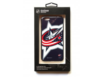 "NHL GelGuard LGX-11306 pouzdro iPhone 6+ / 6S+ (5,5"") Colombus Blue Jackets"