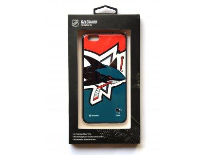 "NHL GelGuard LGX-11318 pouzdro iPhone 6+ / 6S+ (5,5"") San Jose Sharks"