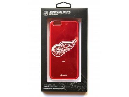 "NHL Aluminium Shield LGX-11502 pouzdro iPhone 6+ / 6S+ (5,5"") Detroit Red Wings"