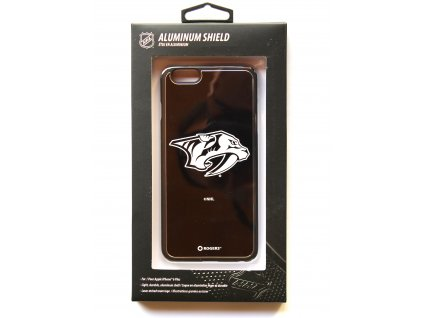"NHL Aluminium Shield LGX-11512 pouzdro iPhone 6+ / 6S+ (5,5"") Nashville Predators"