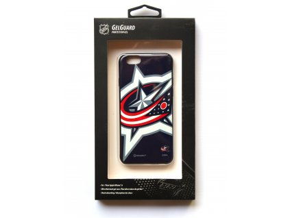 "NHL GelGuard LGX-11336 pouzdro iPhone 6 / 6S (4,7"") Colombus Blue Jackets"