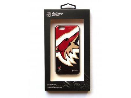 "NHL GelGuard LGX-11344 pouzdro iPhone 6 / 6S (4,7"") Arizona Coyotes"