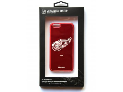 "NHL Aluminium Shield LGX-11532 pouzdro iPhone 6 / 6S (4,7"") Detroit Red Wings"