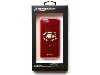 "NHL Aluminium Shield LGX-11534 pouzdro iPhone 6 / 6S (4,7"") Montreal Canadiens"