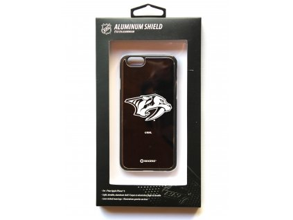 "NHL Aluminium Shield LGX-11542 pouzdro iPhone 6 / 6S (4,7"") Nashville Predators"