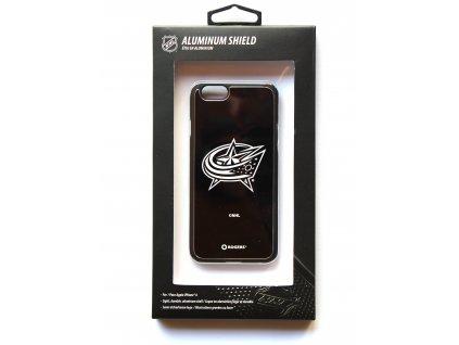 "NHL Aluminium Shield LGX-11546 pouzdro iPhone 6 / 6S (4,7"") Colombus Blue Jackets"