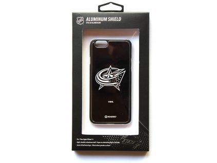 "NHL Aluminium Shield LGX-11546 pouzdro iPhone 6 / 6S (4,7"") Colombus Blue Jackets"