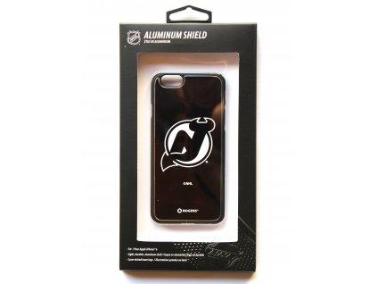 "NHL Aluminium Shield LGX-11547 pouzdro iPhone 6 / 6S (4,7"") New Jersey Devils"