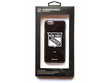 "NHL Aluminium Shield LGX-11549 pouzdro iPhone 6 / 6S (4,7"") New York Rangers"