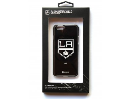 "NHL Aluminium Shield LGX-11557 pouzdro iPhone 6 / 6S (4,7"") Los Angeles Kings"