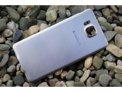 SAMSUNG G850 Galaxy Alpha zadní kryt gold / zlatý
