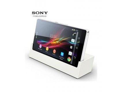 Sony DK26 docking station nabíječka white / bílá - originál