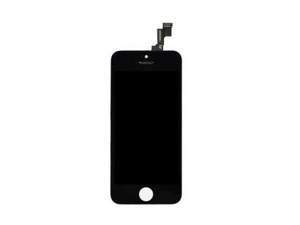 LCD displej + dotyková deska iPhone SE AAAA black - OEM NÁHRADNÍ DÍL