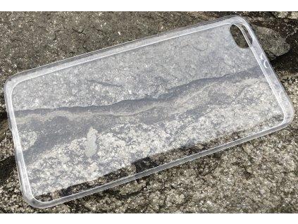 Pouzdro CLEAR CASE Xiaomi Redmi NOTE 5A transparentní