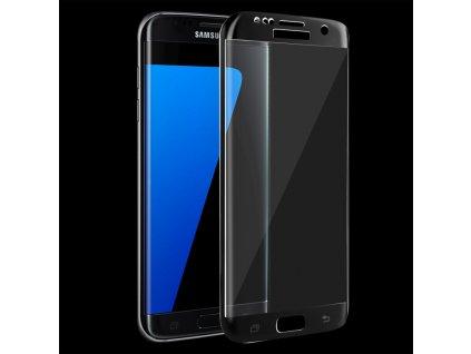 9H ochranné tvrzené sklo pro Samsung G935 Galaxy S7 Edge zahnuté černé 5900495591784