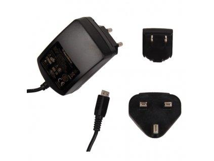 Blackberry síťová nabíječka micro USB