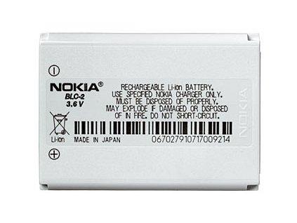 NOKIA baterie BLC-2 3310, 3410, 3510 (bulk)
