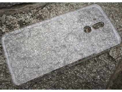 Pouzdro FITTY Ultra Tenké 0,3mm Huawei Mate 20 Lite transparentní