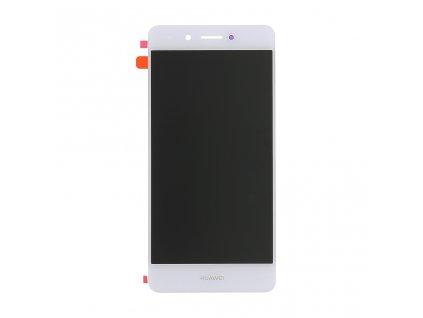 LCD displej + dotyková deska pro Huawei P Smart bílá (OEM)