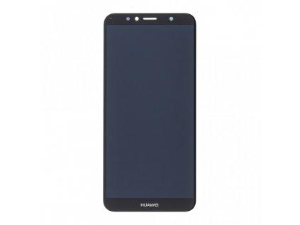 LCD displej + dotyková deska pro Huawei Y6 2018 černá (OEM)
