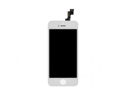 LCD displej + dotyková deska iPhone SE AAAA white - OEM NÁHRADNÍ DÍL