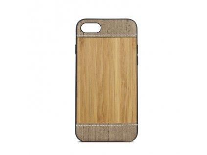 Beeyo Wooden No1 pouzdro Apple iPhone X / Xs