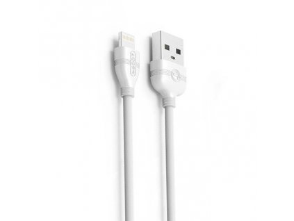Proda Normee PD-B05i USB kabel pro iPhone 5/6/7/8/X bílý 1,2m / 1A