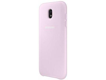 Pouzdro (kryt) Samsung EF-PJ530CPEG pro Samsung J530 Galaxy J5 2017 růžové