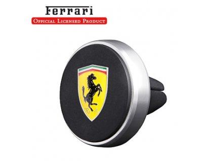 Ferrari držák do mřížky ventilátoru magnetický černý