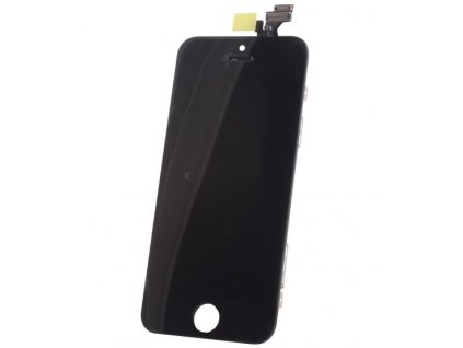 LCD displej + dotyková deska iPhone 5 AAAA black - OEM NÁHRADNÍ DÍL