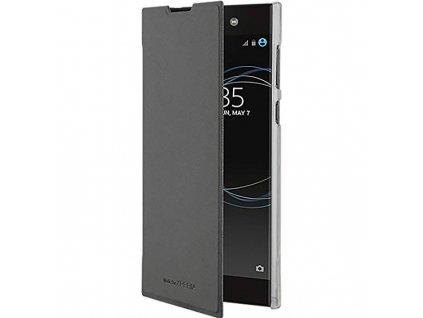 SIM1273B RoxFit Sony G3311 Xperia L1 Simply Book Pouzdro Black