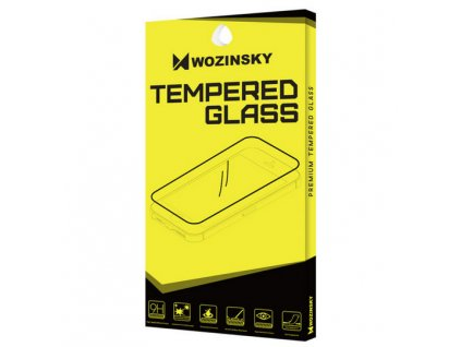 Wozinsky ochranné tvrzené sklo Xiaomi RedMi 6A (9H 0,26mm) 7426825350626