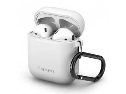 SPIGEN pouzdro pro Apple AirPods bílé