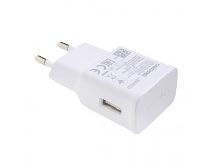 SAMSUNG EP-TA200EWE nabíječka s výstupem USB bílá (bulk) 2000mA