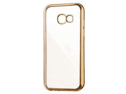 GLOSSY CASE pouzdro Samsung A520 Galaxy A5 (2017) zlaté