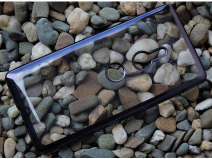 GLOSSY CASE pouzdro Sony Xperia XZ2 černé