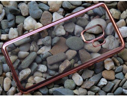 GLOSSY CASE pouzdro Samsung G960 Galaxy S9 růžové
